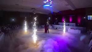 Lighting Wedding Sparklers Wedding Indoor Fireworks Lighting Youtube