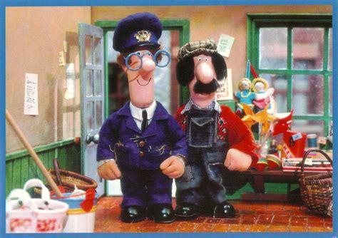 postman pat the world of animator ivor