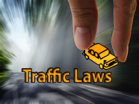traffic laws    request legal services