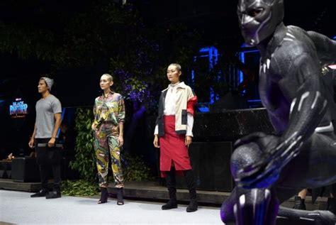 enam desainer indonesia rilis koleksi black panther