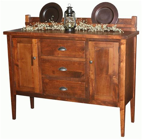 Amish Sideboard by Amish Jacoby Sideboard From Dutchcrafters