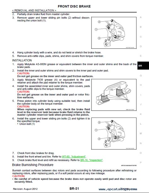 online service manuals 2012 ford e series security system nissan maxima model a35 series 2012 service manual pdf