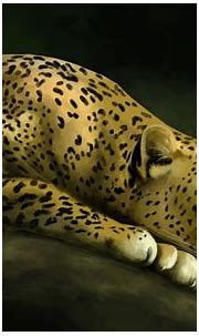Leopard Art Wallpapers - 1920x1200 - 405478
