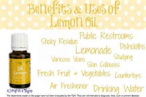 Young Living Lemon Oil Images