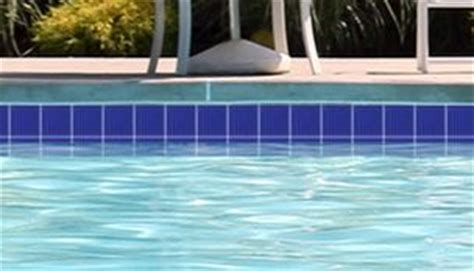 6x6 Blue Pool Tile by National Pool Tile 6x6 Solids Series M6764pg