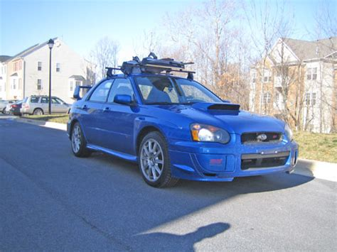 Subaru Snowboard Rack by A Snowboarding Subaru Davepit