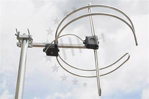 Dab Ukw Außenantenne : 3h dab fm dab antenne kombiniert mit ukw ringdipol f ~ Jslefanu.com Haus und Dekorationen