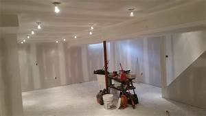 Finishing Another Basement From Start To Finish