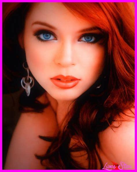 Makeup For Redheads With Blue Eyes Mugeek Vidalondon