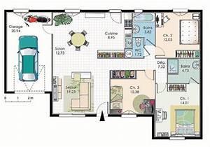 maison econome en energie detail du plan de maison With plan de maison a etage 0 maison de ville econome detail du plan de maison de