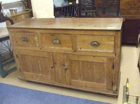 antique pine tv antique pine sideboard 55056 sellingantiques co uk