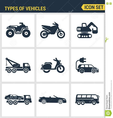 Car Body Type Vector Illustration Icon Cartoon Vector