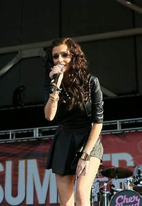 Lima Birth Chart Cher Lloyd At Pepsi Summer Bash High Resolution Pictures