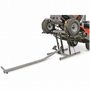 Shop Tuff Manual Lawn Mower Lift