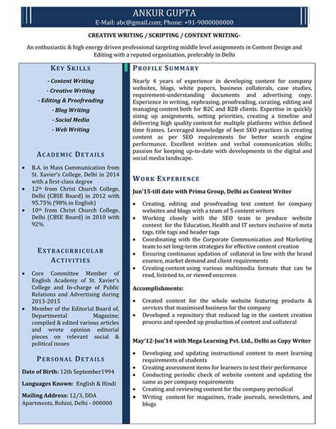 resume headline  java developer  naukri