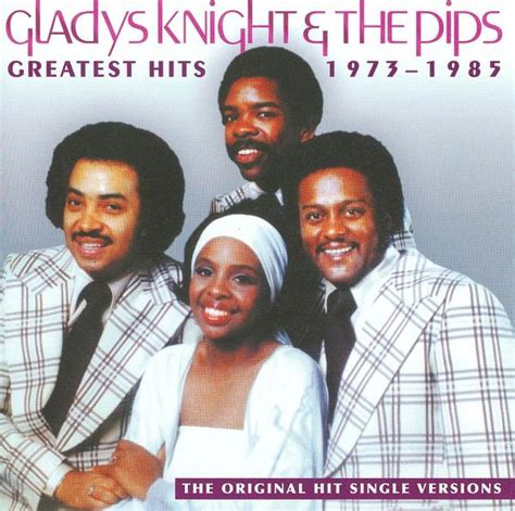 Gladys Knight & The Pips Greatest Hits 19731985