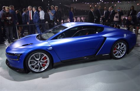Volkswagen Xl Sport With Ducati V-twin Engine