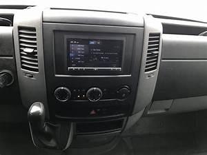 Sound System Upgrade For Sprinters