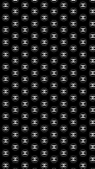 chanel  logos iphone  wallpaper