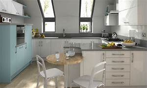 porter contemporary gloss kitchen in grey With kitchen colors with white cabinets with papier photo hp