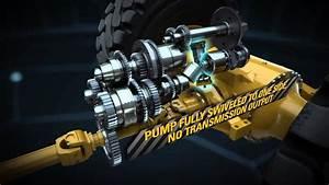 Cat U00ae Medium Wheel Loader Xe Advanced Powertrain Explained