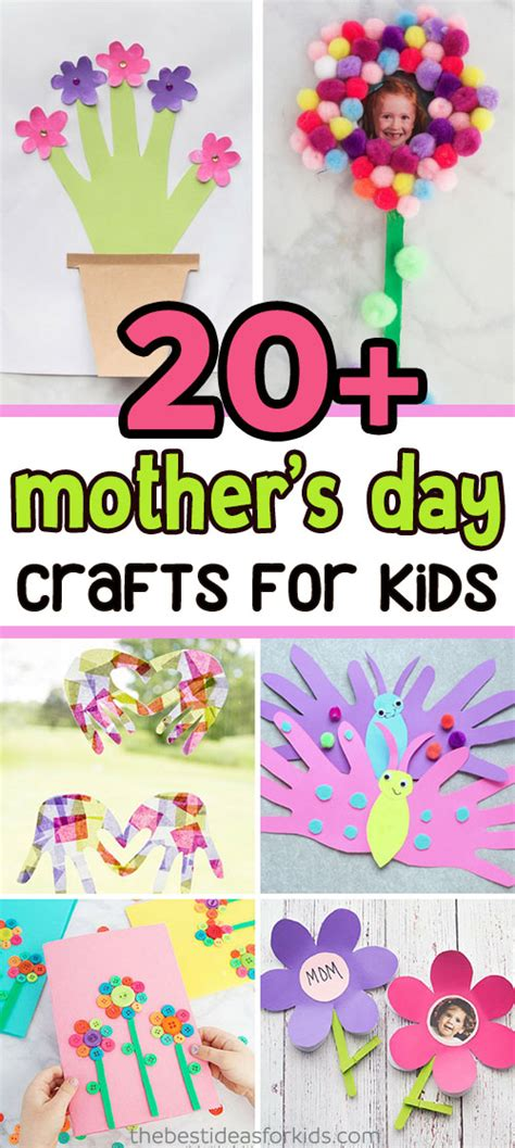 mothers day crafts  kids   ideas  kids