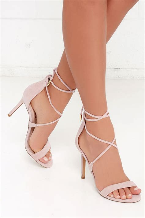 strappy pointy pumps dusty heels lace up heels caged heels 36 00