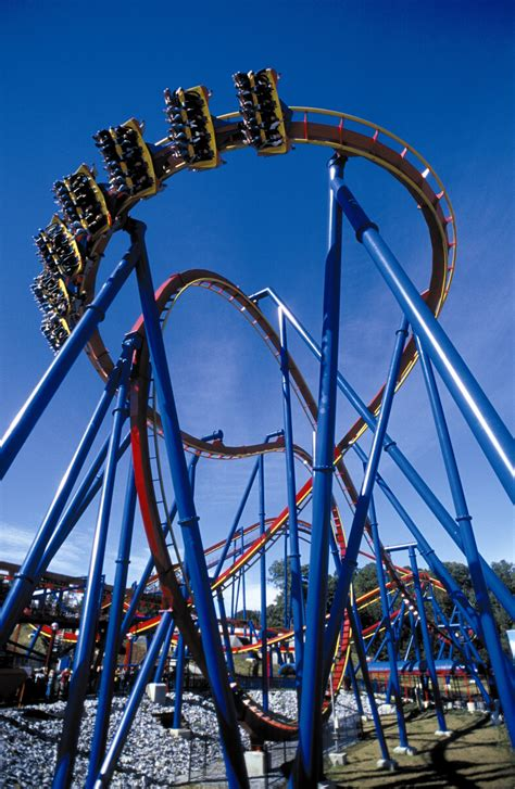 best rides in usa six flags great america best thrill rides 171 cbs chicago
