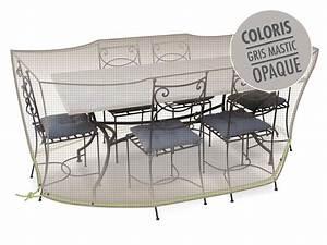 Housse Mobilier De Jardin : housse d eprotection eco pour salon de jardin tout petit prix ~ Teatrodelosmanantiales.com Idées de Décoration