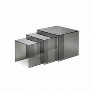 High End Side Tables With Panel Base On Architonic