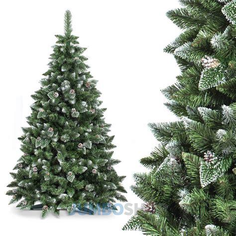 weihnachtsbaum k 252 nstlicher tannenbaum k 252 nstlicher christbaum spritzguss dekobaum ebay