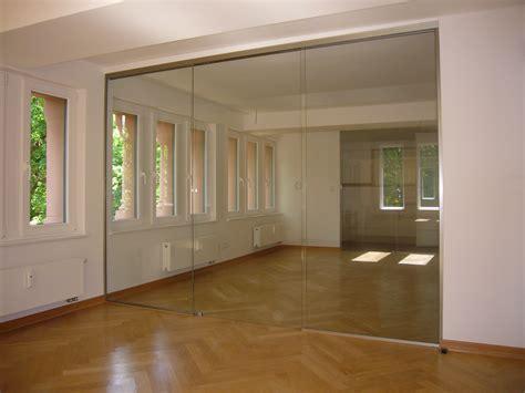 Glaswand Mit Schiebetür by Glasschiebet 252 Ren Mit Seitenteilen F 252 R Gro 223 E Durchg 228 Nge Und