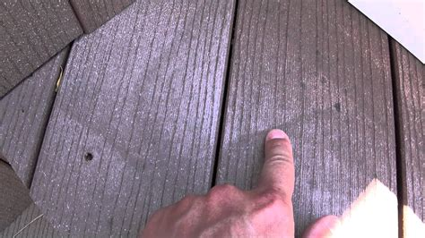 Trex Decking Problems 2009 by Archadeck Timbertech Deck Porch Product Mold Warning