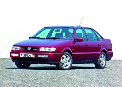 Volkswagen Passat Specs 1993 1994 1995 1996
