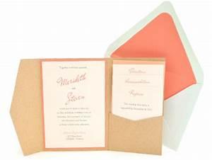 wedding pocket invitation supplies With wedding invitation pocket envelopes bulk