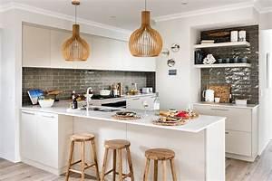 Hamptons, Style, Kitchens
