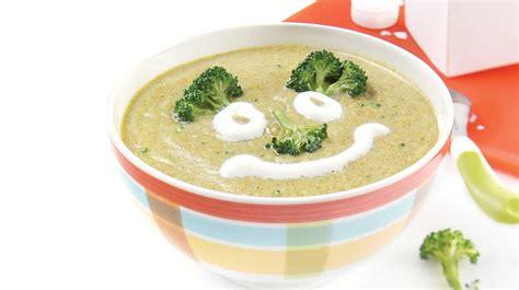 cuisiner brocoli potage broco folie recettes iga soupe brocoli