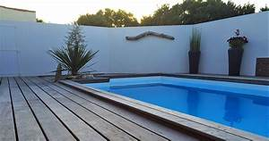 Tour De Piscine Bois : concevoir sa plage de piscine id terrasse bois ~ Premium-room.com Idées de Décoration