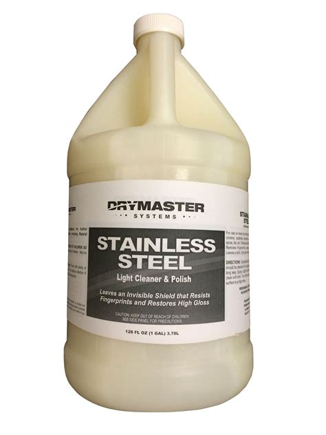 best stainless steel cleaner miracle mist chrome stainless steel cleaner drymaster systems inc