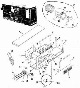Replacement Parts Diagram  U0026 Parts List For Model Gyb Rheem