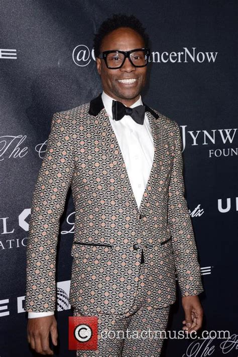 Billy Porter Angel Ball Pictures Contactmusic