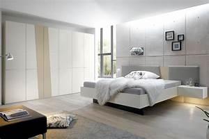 Schlafzimmer Weiß Grau : loddenkemper schlafzimmer set s ash wei m bel letz ihr online shop ~ Frokenaadalensverden.com Haus und Dekorationen