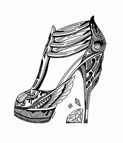 Drawing Isis Heels Heel Drawings Goddess Clipartmag