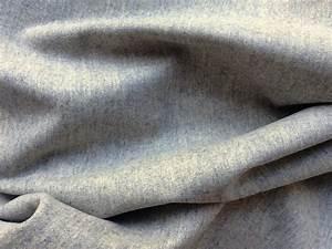 Tissu Gris Chiné : tissu pour canap tissu drap de laine cuir chin gris achat tissus ~ Teatrodelosmanantiales.com Idées de Décoration