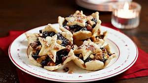 Recipe: Luxury mince pies with cranberries | Sainsbury's