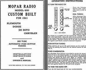 Chrysler 1941