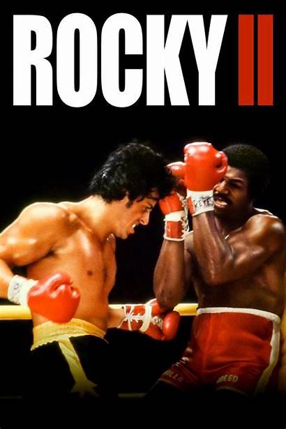 Rocky Ii Artwork Movies