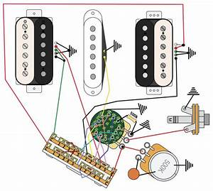 Prs Se Paul Allender Wiring Diagram