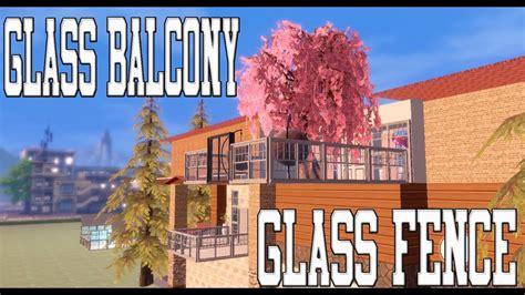 dragon raja house build    glass fence tutorial