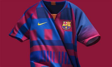 El big data puede tener la solución. Barça: un maillot (très) spécial pour les 20 ans du ...